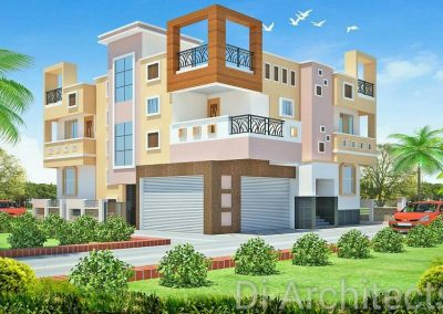 RESIDENCE FOR MR SHIV SING AT PATNA_wm